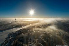Winter Yekaterinburg 6