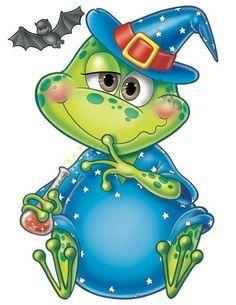 Art and illustrations Halloween on Pinterest | Happy Halloween ...