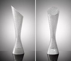 lasvit: 2013 tour de france trophy designed by peter olah