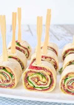 carpaccio wraps