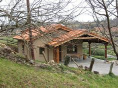 Casa Rural Asturias en San Román (Piloña). Especial para Parejas.