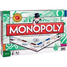 Monopoly - Uno de los juegos más vendidos en todo el mundo.