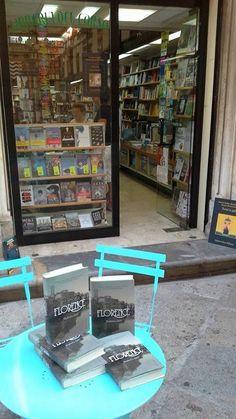 Florence alla libreria del Corso di Trapani