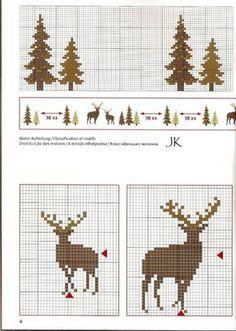 Ideas Knitting Charts Christmas Cross Stitch For 2019 Xmas Cross Stitch, Cross Stitch Charts, Cross Stitching, Cross Stitch Embroidery, Cross Stitch Patterns, Knitting Charts, Free Knitting, Sock Knitting, Knitting Patterns