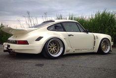 Low Porsche 964