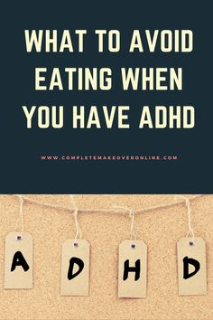 The attentive and behavioral symptoms that come with ADHD can become a burden to children and adults alike. Recent studies have embraced a different focus and it seems to yield some interesting new results. It could be that the attention deficit is connected to one's diet. Mental Health Disorders, Mental Health Problems, Adhd Facts, Impulsive Behavior, Adhd Kids, How To Become, Diet, Children, Young Children