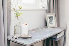 DIY Vittsjo Ikea Hack Into A Gorgeous Desk