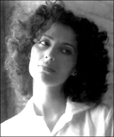 Suheir Hammad is a Palestinian-American poet, author and political activist. Her poems are sad, beautiful and powerful.