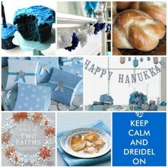 Throw a little happy into your #Hanukkah with these ideas from our latest Mama Hen blogger! #holidays #Chanukah