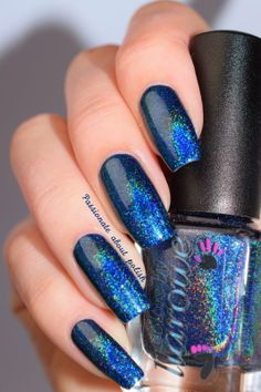 Colors by Llarowe - CBL Addicts Blue Me Away