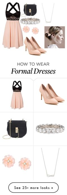 """""""Formal Outfit"""" by pipjazz101 on Polyvore featuring Tiffany & Co., Dettagli and H&M"""