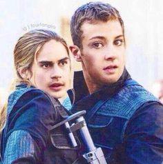 FACESWAP THIS IS PERF ~Divergent~ ~Insurgent~ ~Allegiant~