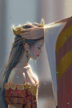 68 Ideas Digital Art Girl Deviantart Character Design For 2019 Fantasy Artwork, Digital Art Fantasy, Anime Art Fantasy, Fantasy Drawings, Fantasy Rpg, Medieval Fantasy, Final Fantasy, Character Inspiration, Character Art