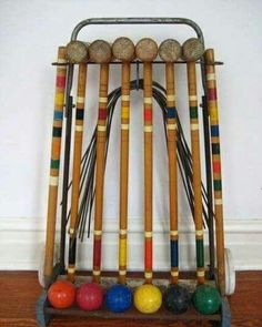 My uncle had these, took them to my grandmom's each summer when the family all got together.