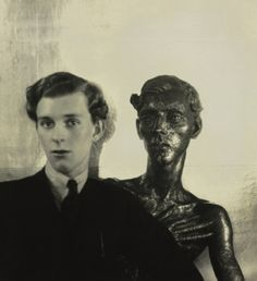 I'd noticed that you guys have posted something on Stephen Tennant before, but considering how uninformative that one was I decided I should chip in :)  So, homeboy over here was born in England, and his mother's cousin was Lord Alfred Douglas, who...