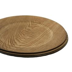Walnut Faux Wood Charger Plates — Koyal Wholesale Rustic Plates, Rustic Table, Rustic Wood, Wood Plate Chargers, Buy Wood, Wood Colors, Outdoor Dining, Natural Wood