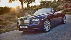 Rolls Royce Dawn Launched