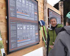 LVS Suchstrategie, einfach eklärt! Kursleiter: Marcel Würgler von Girsberger Mountain Rescue technology