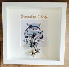 Geldcadeau huwelijk Gwendoline & Andy.