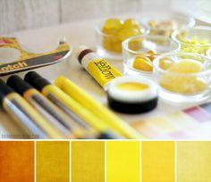 Color Palette #98 :: January Color