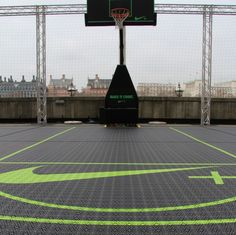 A selection of floor surfaces for outdoor or indoor events from TactTiles Flooring.