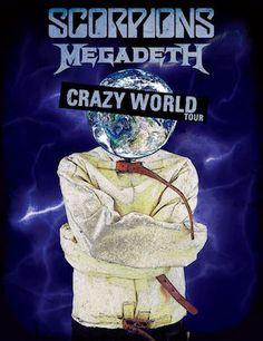 'Crazy World' Tour