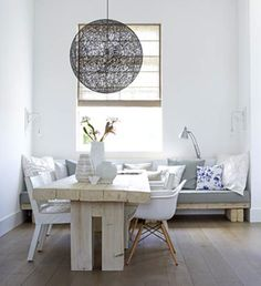 my scandinavian home: Oh so stunning white, grey and neutral home