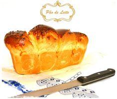 Sweet Gula: Pão de Leite