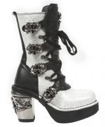 New Rock Shoes - Blanko Rock 8366