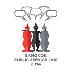 http://www.tcdcconnect.com/calendar/6119-Bangkok-Public-Service-Jam-2014  Bangkok Public Service Jam 2014 // GovJam2014