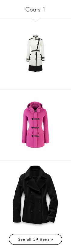 """""""Coats-1"""" by missy-smallen ❤ liked on Polyvore featuring outerwear, coats, jackets, coats & jackets, women, macs &amp trench coats, sale+women, women's clothing, women's outerwear and star by julien macdonald"""