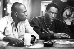 Before the hospital shows Mekhi Phifer and Isaiah Washington were sublime in Clockers.