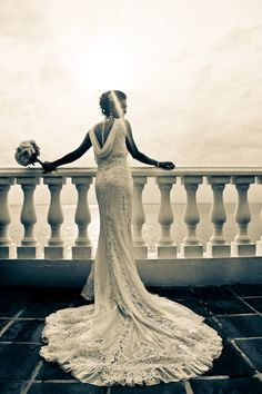 Beautiful Bride at Pompano Beach Club Bermuda
