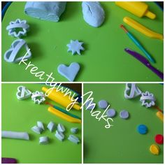 masa plastyczna kreatywny maluch