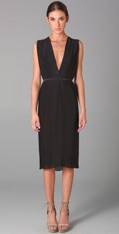 my idea of little black dress