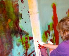 ART THERAPY REFLECTIONS: Using Art Therapy to Release Anger