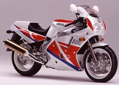 FZR 1000 EXUP had one of these for 9yrs