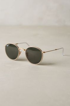 Ray-Ban Round Folding Classic Sunglasses #anthrofave