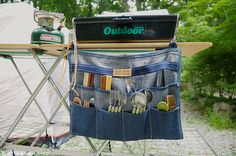 Camping Style, Outdoor Life, Camping Hacks, Van Life, Diaper Bag, Diy And Crafts, Offroad, Outdoors, Lunch