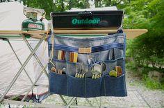 Camping Style, Outdoor Life, Camping Hacks, Van Life, Diaper Bag, Camper, Diy And Crafts, Bags, Offroad