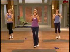 How To Low Weight Fast ? Stephanie Huckabee_ PowerFit - Day 1 - YouTube