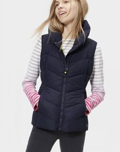 Joules AW16 Merriton Padded High Neck Gilet