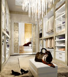 Closets with a difference