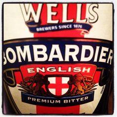 Wells: Bombardier [English Beer]