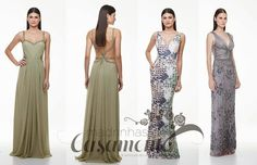 Madrinhas de casamento: Os vestidos de festa sofisticados da Barbara Bela!