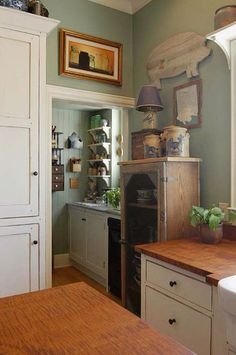 Very Soothing Kitchen