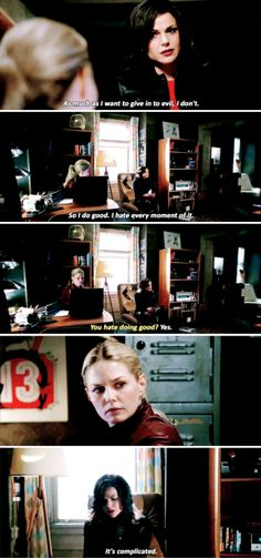 """Emma and Regina - 5 * 22 """"Only You"""" - 5 * 23 """"An Untold Story"""""""