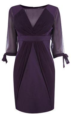 Karen Millen Bodycon Dress purple ,fashion  Karen Millen Solid Color Dresses outlet