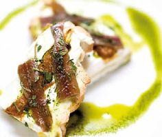 Deliciosas TAPAS  con sabor marinero #recipes #cuisine