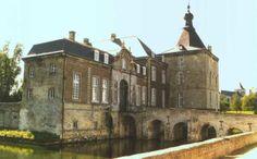 Kasteel het huis van Valkenburg te Oud Valkenburg